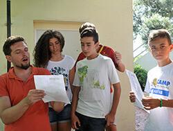 Marbella Alborán summer camp