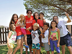 Marbella Alemán summer camp
