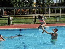 Salamanca summer camp