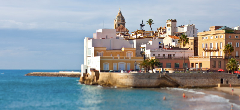 sitges-barcelone