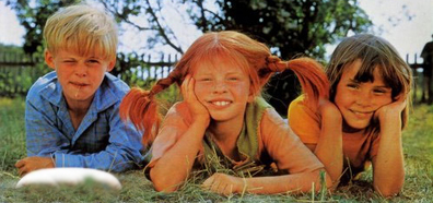 Pippi and friends